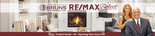 Ned and Lesley Bruns REMAX Select logo